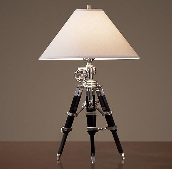 台灯图片欣赏_简单而又华丽的艺术品