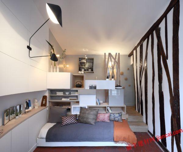 12平米的迷你房间