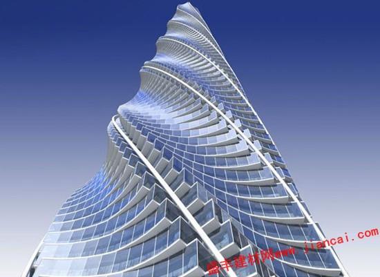 芝加哥螺旋塔有望重建