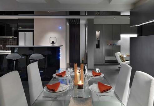 厨房家电设计厨具设计家具化