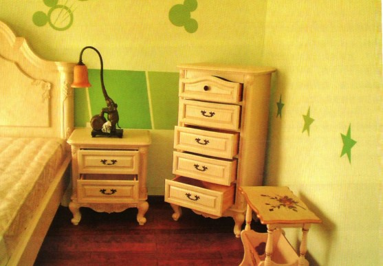 儿童房装修颜色搭配要点