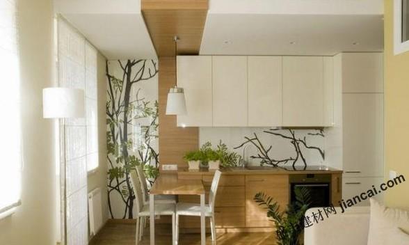 温馨舒适的单身公寓设计 小空间的高品质生活