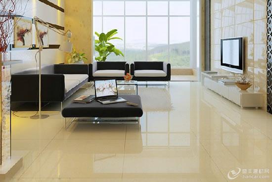 效果,那么在装修房子时应该如何铺设地板砖才能充分