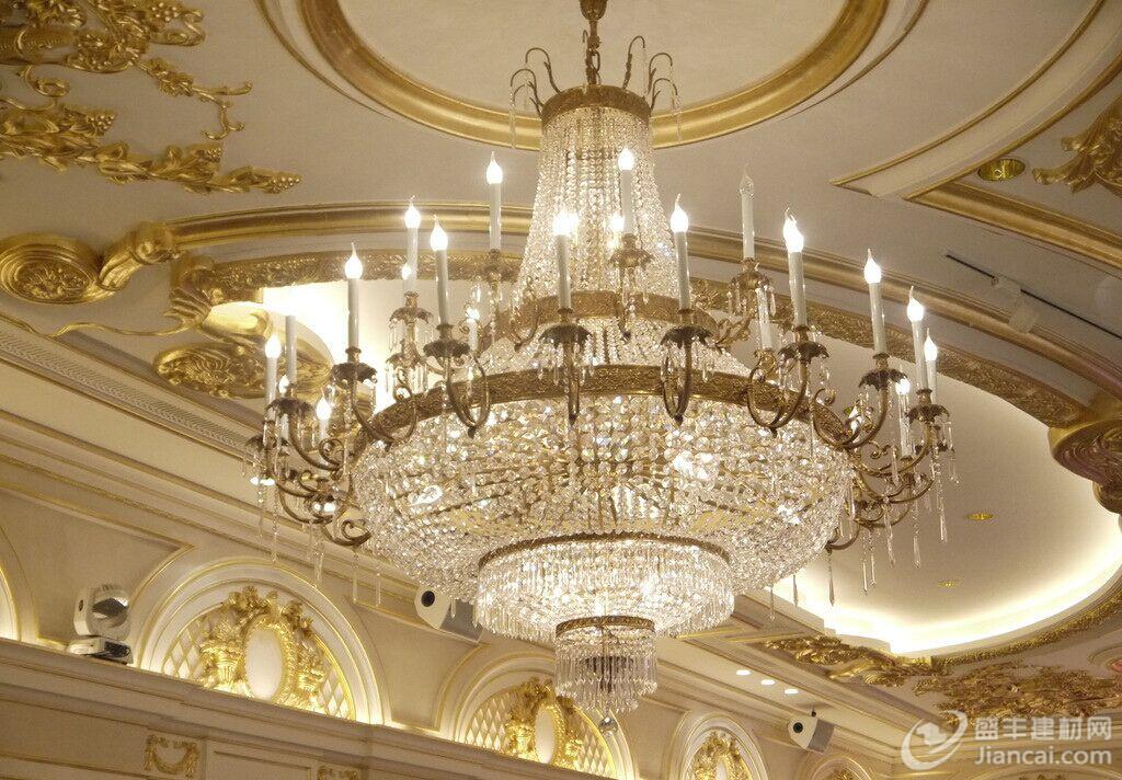 市场上的家用吊灯有哪些类型
