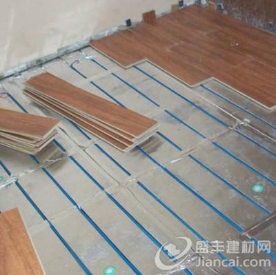 地暖地板的安装注意事项简介