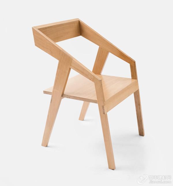 手工制作的木制家具