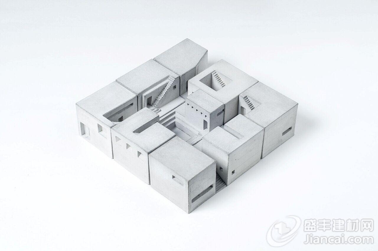 小型混凝土建筑