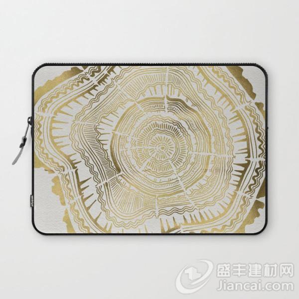 艺术家设计的笔记本电脑包