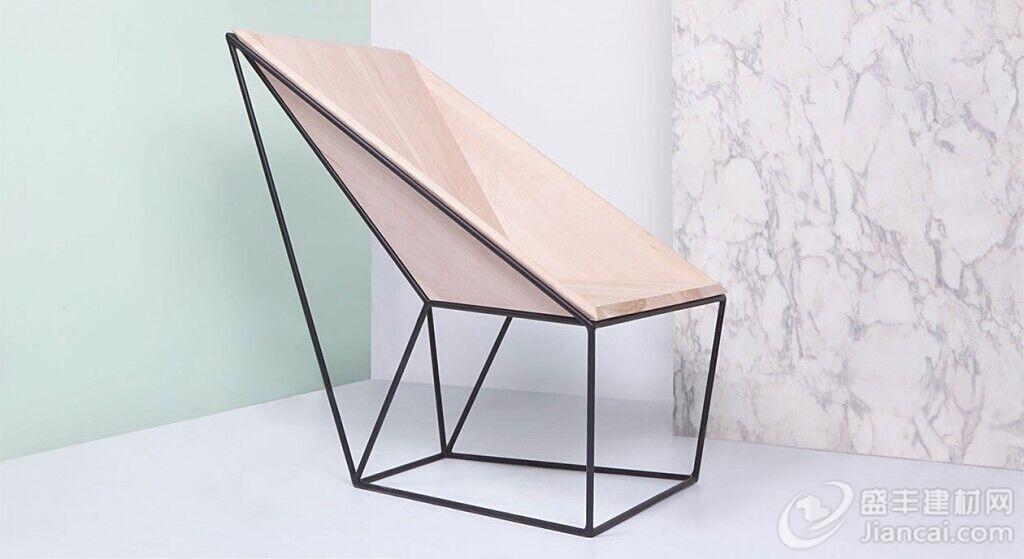 折纸风格的家具