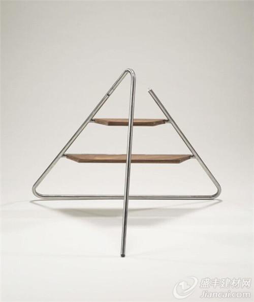三角形阶梯