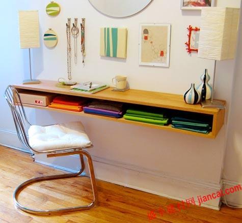 橡木办公桌手工制作的方法