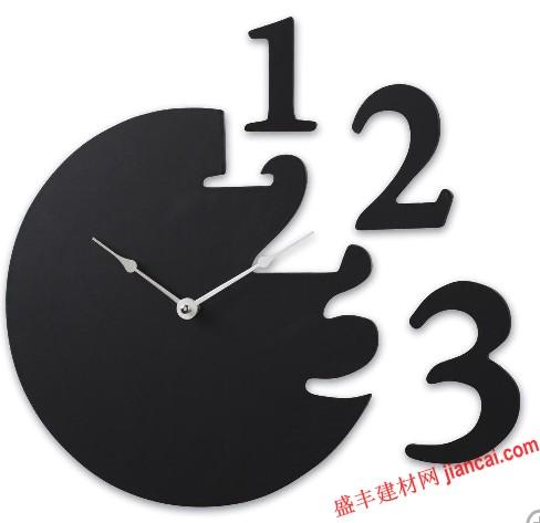 时钟平面设计图