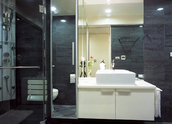 浴室不用马桶设计图