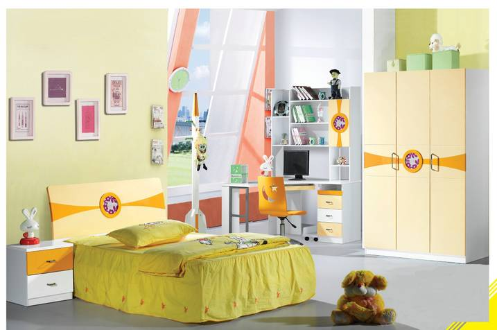 儿童房间装修图片欣赏图片