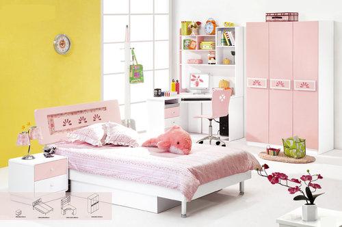 儿童房间装修图片欣赏