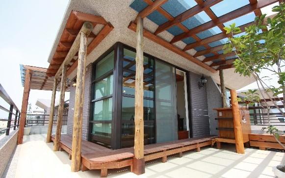 庭园乐趣生活延展设计的别墅市场观察别墅装修常州0519wm图片