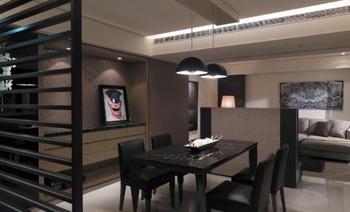 室内设计优雅而舒适主题