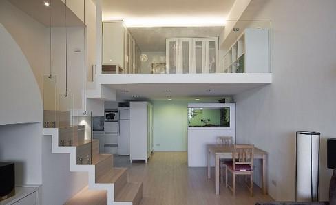 纯白的北欧风居家装修方式 – 国际动态 - 行业新闻图片