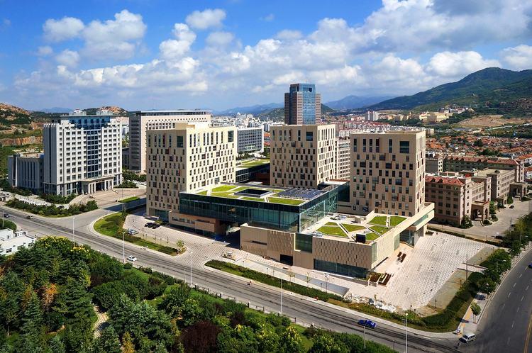 青岛崂山区欲建市民文化中心