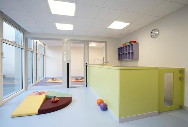 巴黎幼儿园设计 – 图片新闻