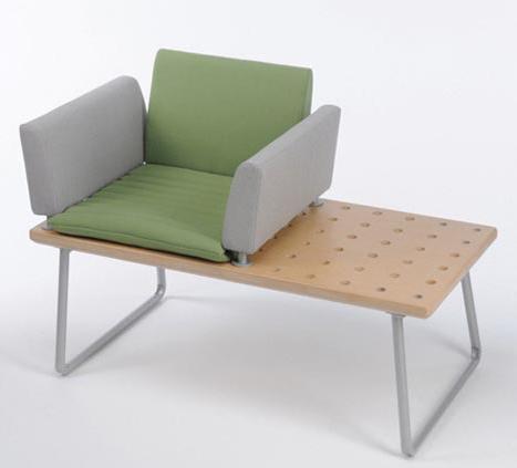 模块化的多功能家具设计