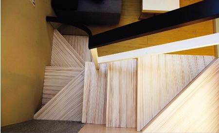 三角楼梯设计