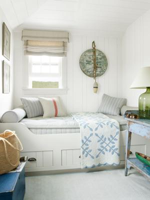 節省空間的臥室裝修方法