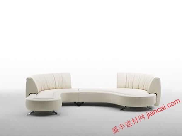 圆圈·沙发简笔画