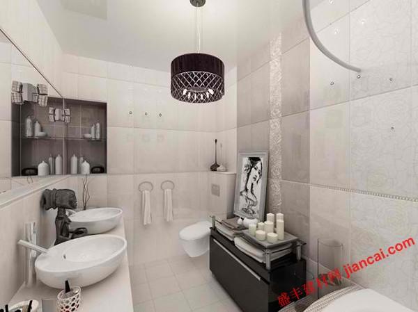 小浴室设计诀窍:解决局促感