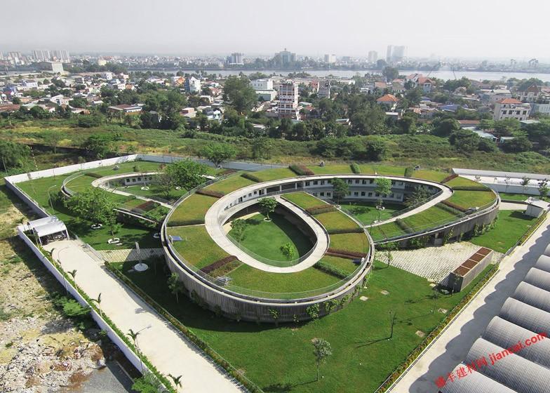 农业幼儿园的屋顶菜园图片