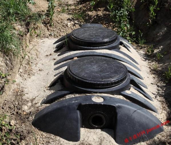 化粪池工作原理和处理的过程
