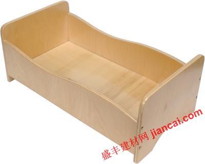 张床儿童卧室照片
