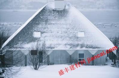 房顶通风设计图