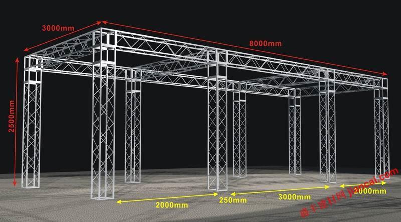 钢桁架加强的具体方案 – 建材知识