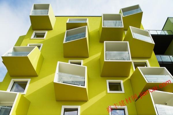 农村梯形房子设计图