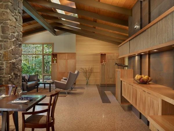 湖森林公園房子內部設計