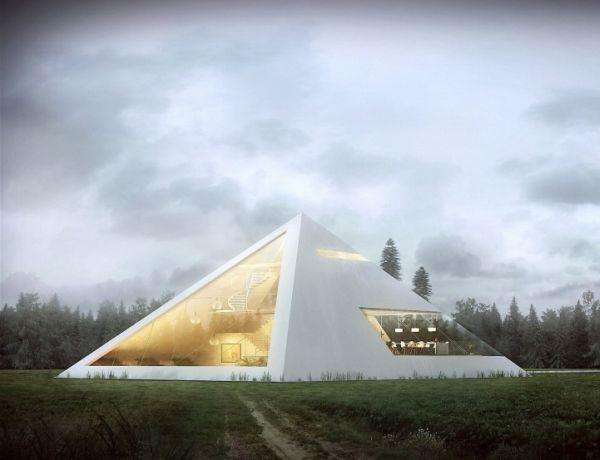 金字塔不是什么新闻了