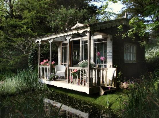 内设计的小岛屿别墅