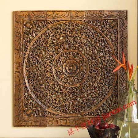 环保艺术品来源于生态材料