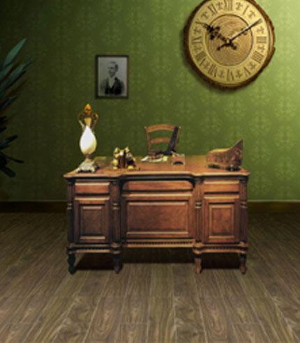 墨绿色欧式家具