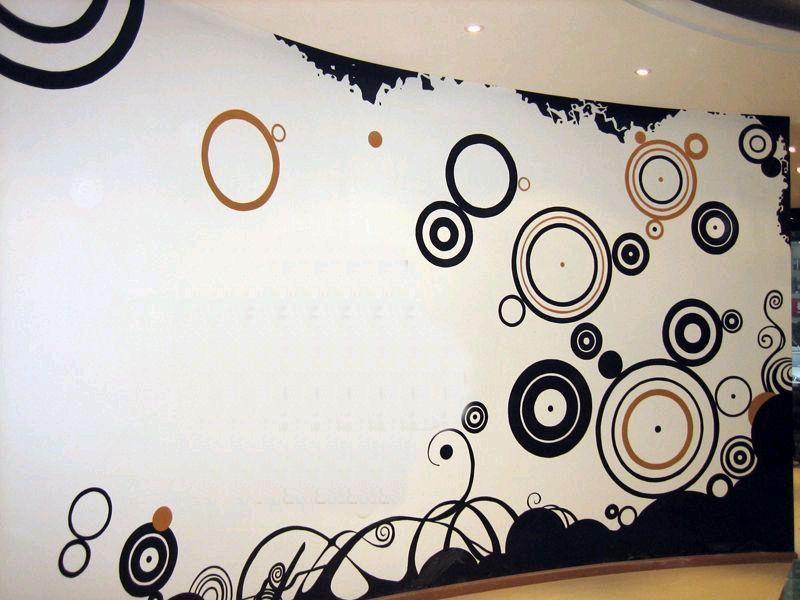 涂料绘制蓝图 合肥省诞生首幅整体墙绘
