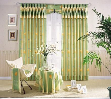 窗帘轨道 装饰杆选择有门道 图