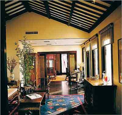 中国风与欧式风 古典主义家具风格文化内涵