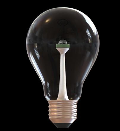 20珠led灯泡电路图