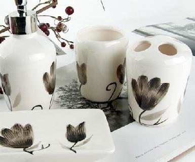 佛山风行手绘陶瓷卫浴产品