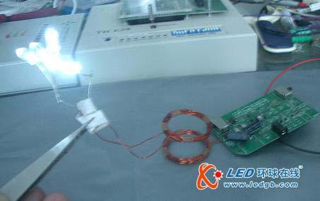 无线led供电电路图 – 灯具照明 - 行业新闻 - 建材网