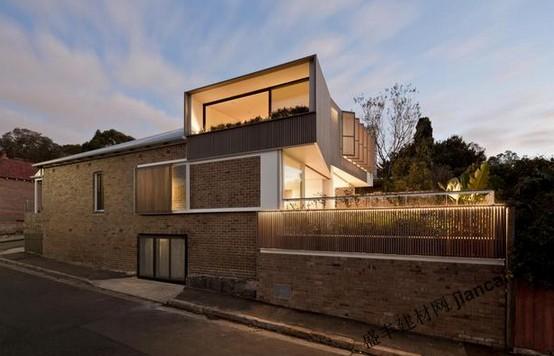 砖木结构的房屋设计 –